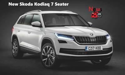 New Skoda Kodiaq 7 Seater