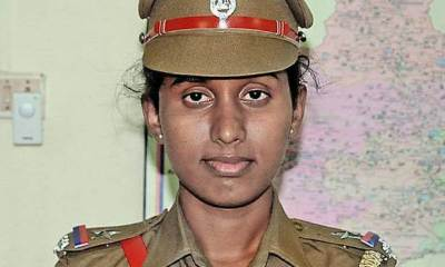India's First Transgender Cop