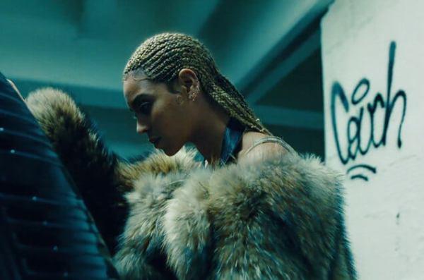 Beyonces's Lemonade Album