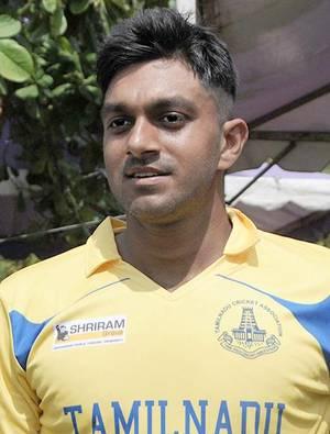 Vijay Shankar (cricketer) Wiki