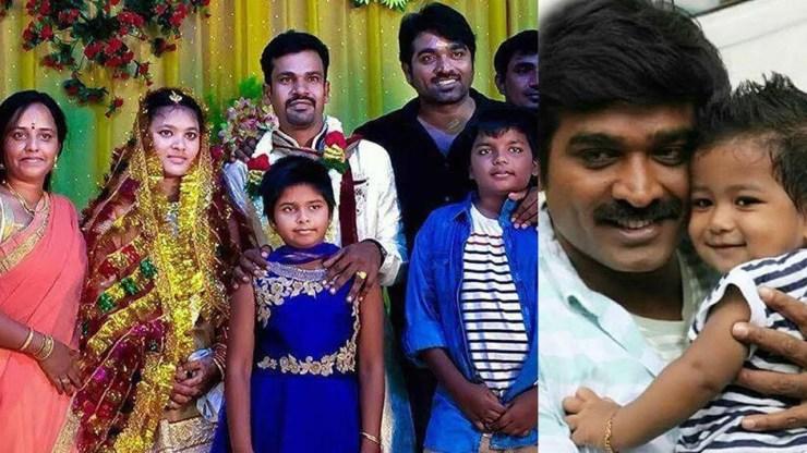 Jessy Sethupathi Family