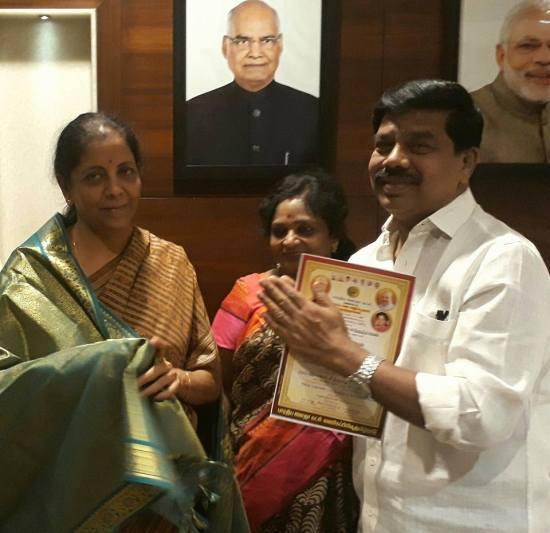 Karuppaiah aka Karu Nagarajan Wiki, Biography, Politics, Family