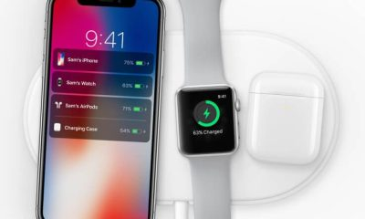 AirPower Wireless Charging Mat