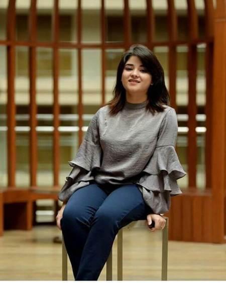 Zaira Wasim Profile