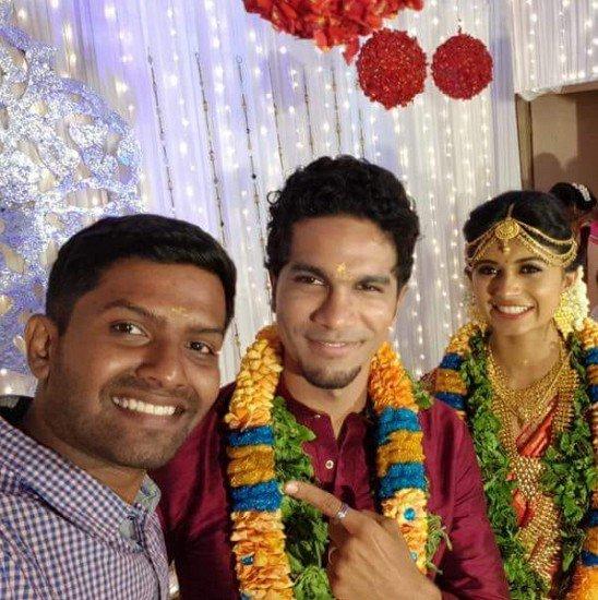 Eruma Saani Harija Marriage Photos