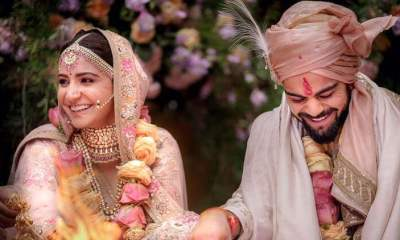 Virat Kohli and Anushka Wedding