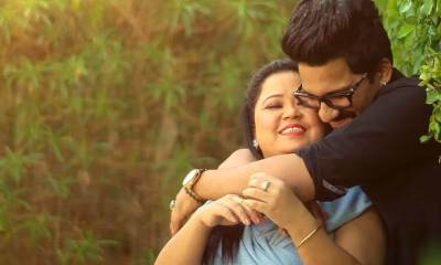 Harsh Limbachiyaa and Bharti Singh Marriage