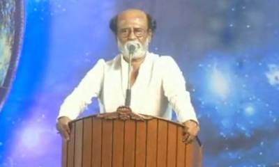 Rajinikanth in Politics