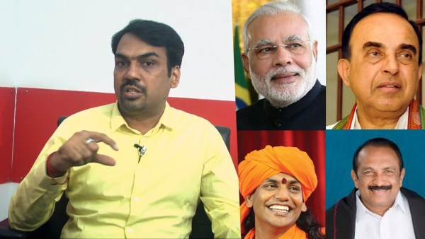Rangaraj Pandey Wiki, Biography, Age, Interviews, Thanthi TV