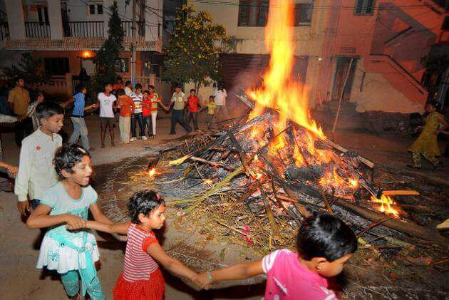 Happy Bhogi Images