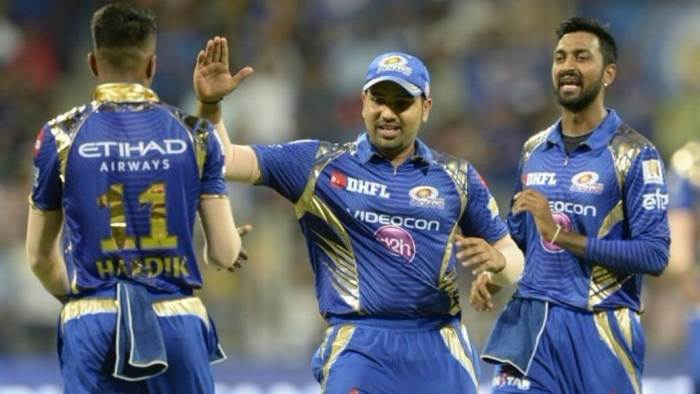 Defending champions Mumbai Indians are also all set to retain skipper Rohit Sharma along with Pandya brothers