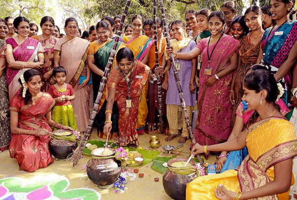 Fourth Day of Pongal - Kaanum Pongal