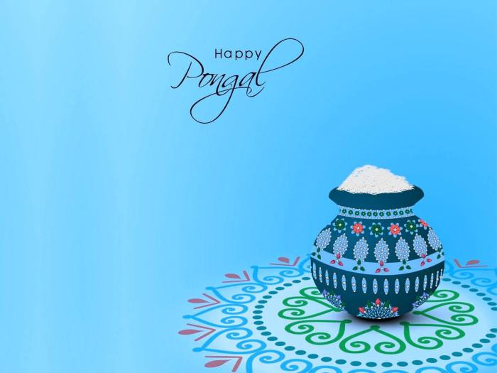 Happy Pongal Festival 2019 Images