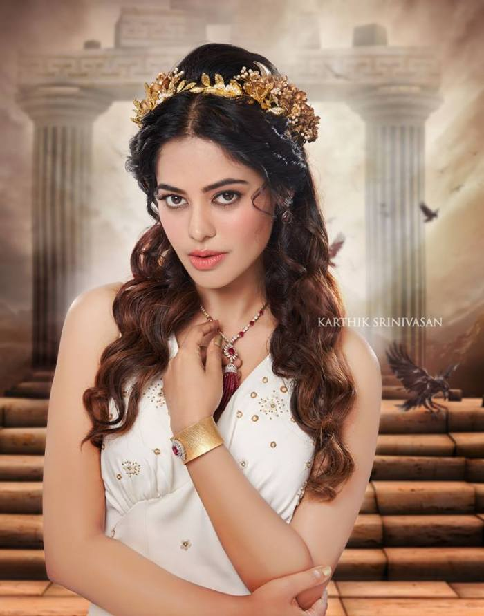 Bindu Madhavi asHelen of Troy