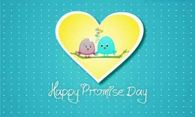 Happy Promise Day 2018
