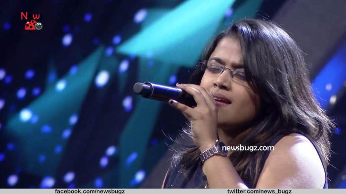 Super Singer Vote Rakshita