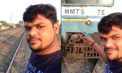 Selfie Death Prank