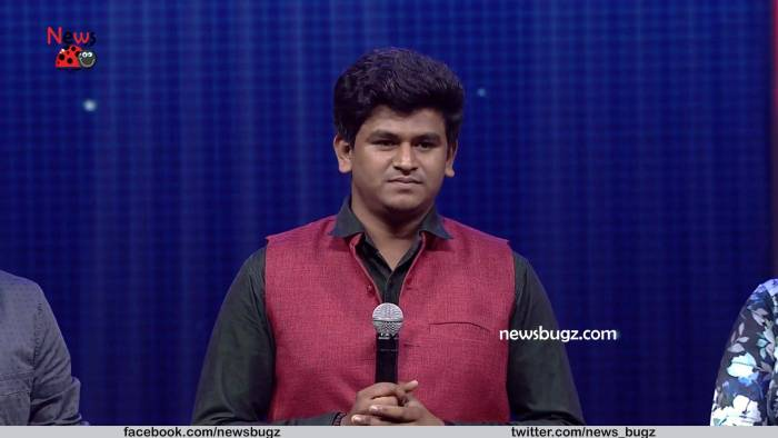 Super Singer Vote Vinay