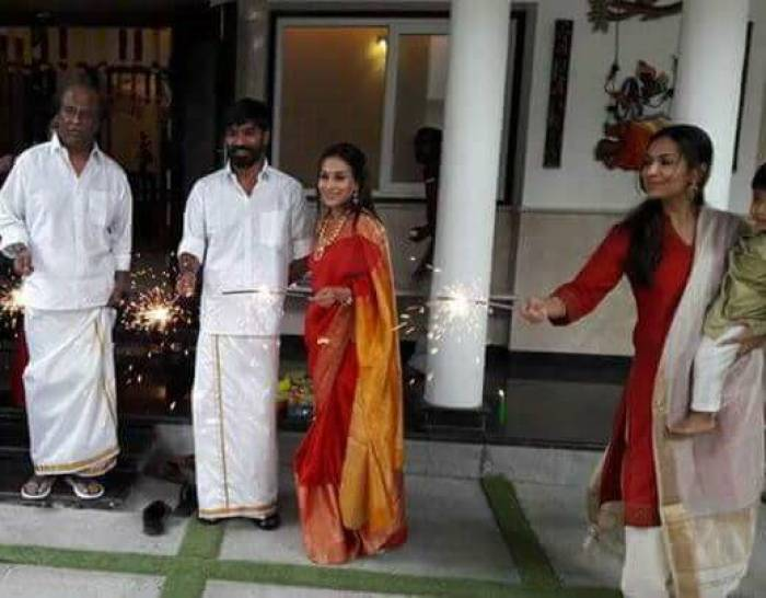 Aishwarya R Dhanush Wiki