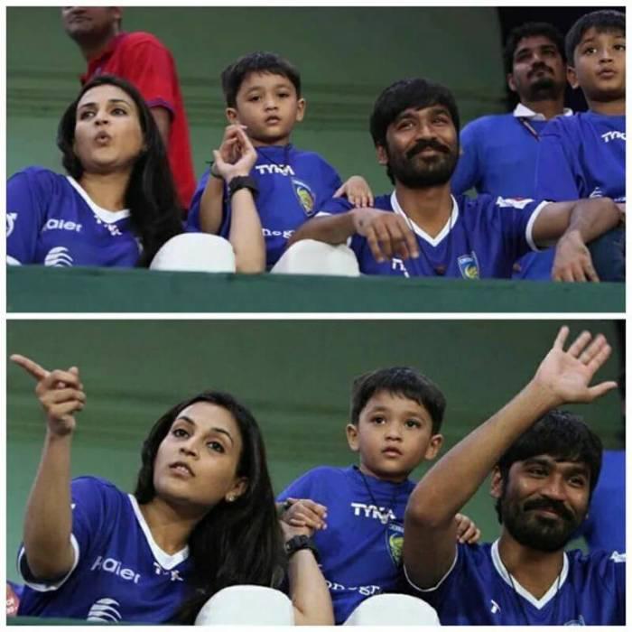 Aishwarya R Dhanush Childrens