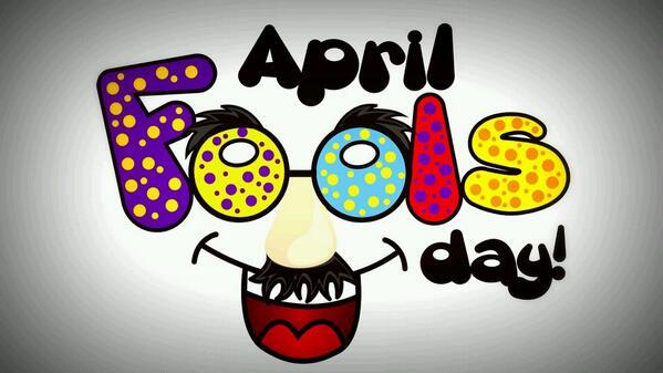 April Fools Day 2018 Images