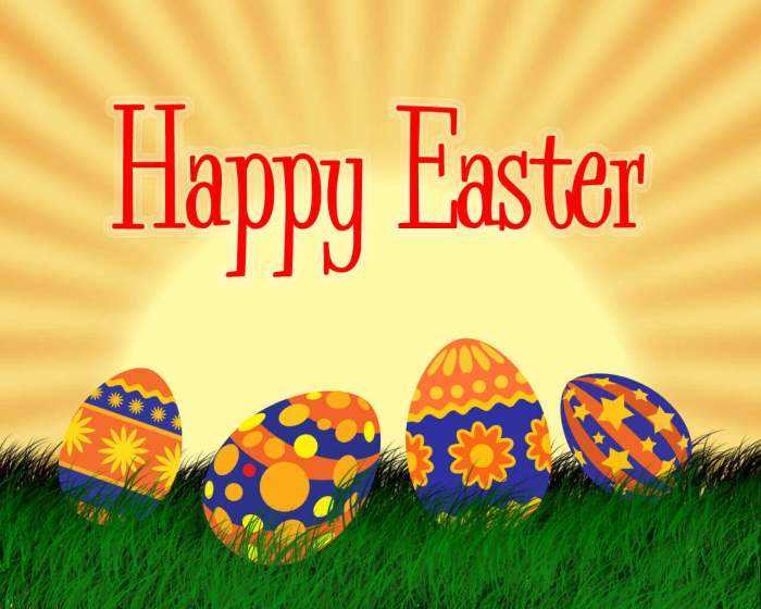 Happy Easter Day 2018