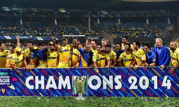 IPL Winners 2014