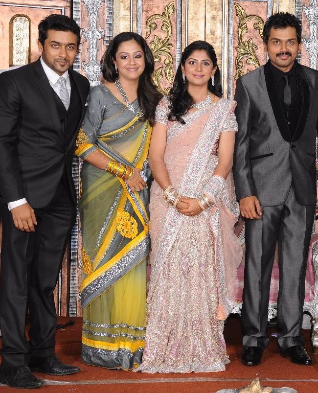 Karthi Wife Ranjini