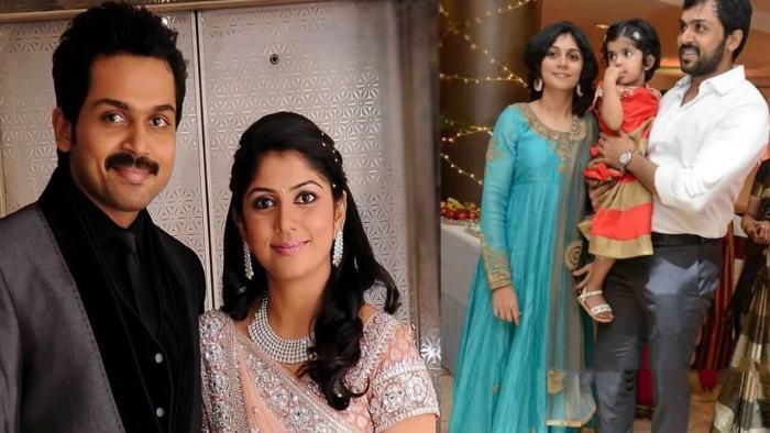 Karthi Wife Ranjini Wiki, Biography, Age, Daughter, Photos