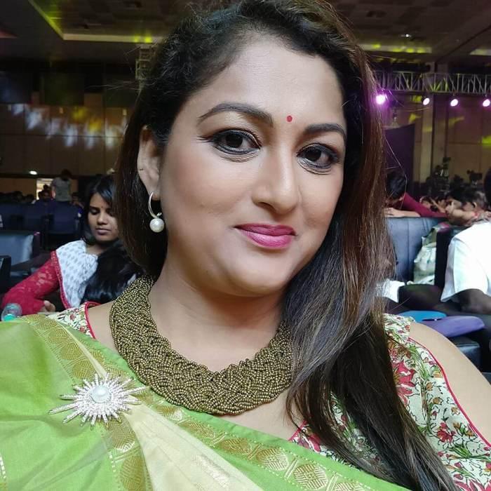 rekha krishnappa wiki age serial iruvar namakku naam serials biography height cast