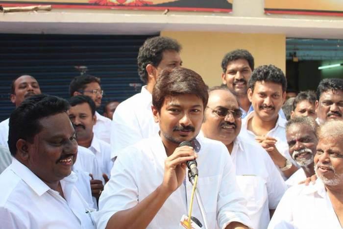 Udhayanidhi Stalin wiki