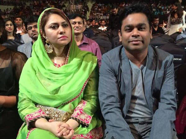 A R Rahman Wife saira banu Wiki