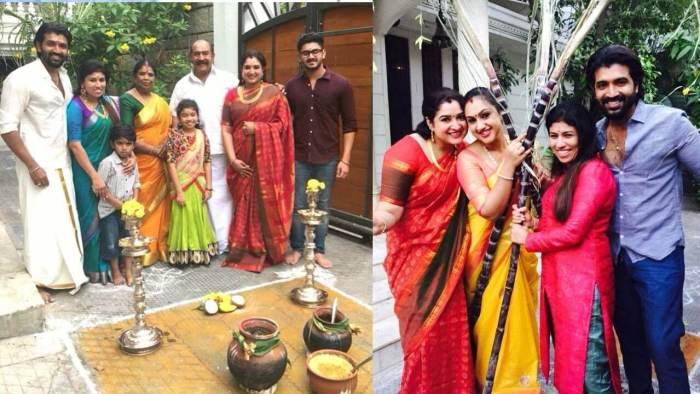 Arun vijay wife Aarthi Mohan Wiki