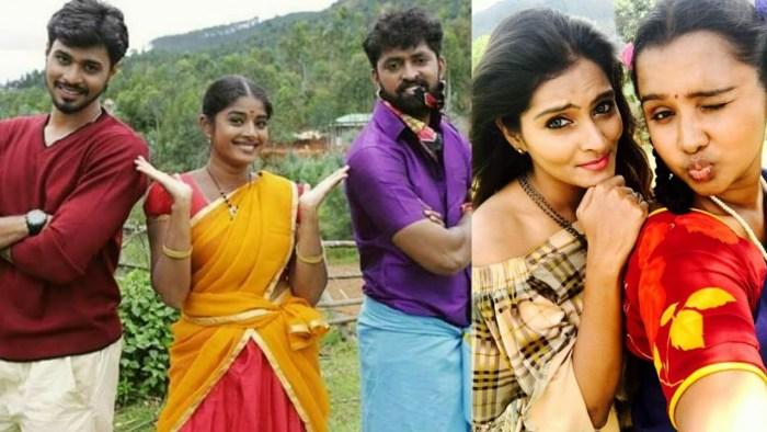 Azhagiya Tamil Magal Serial Cast & Crew   Zee Tamil - News Bugz
