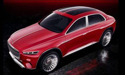 Mercedes Maybach India