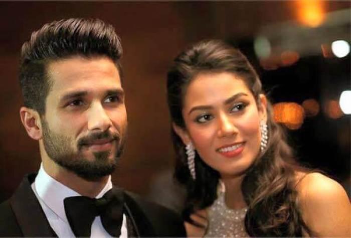 Shahid kapoor wife Mira Rajput Wiki