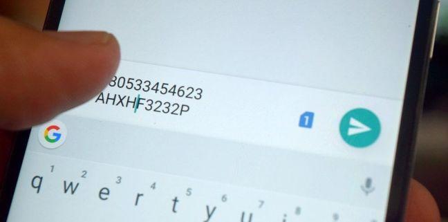 PAN Card Status Via SMS