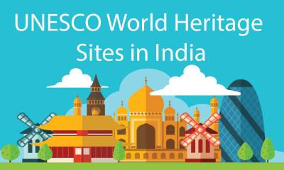 List of 36 World Heritage Sites in India