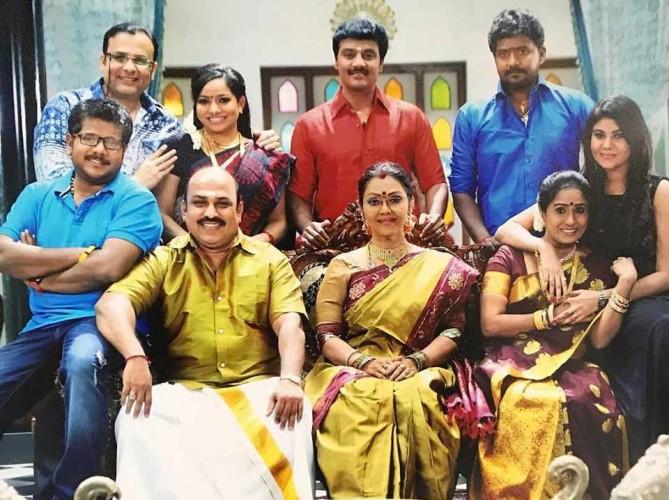 Yaaradi Nee Mohini Serial Cast & Crew | Zee Tamil - News Bugz