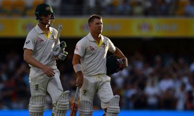 Banned Duo David Warner and Cameron Bancroft to Play in Darwin's Strike League