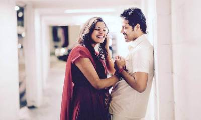 Geetha Madhuri (Singer) Images