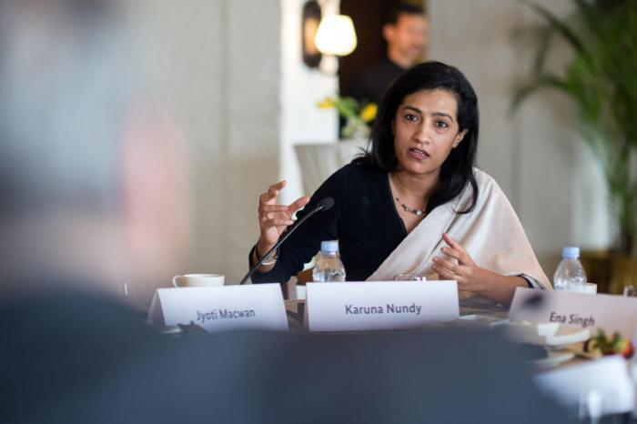 Karuna Nundy Wiki