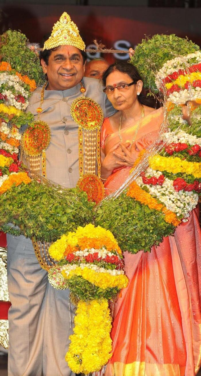 Lakshmi Kanneganti (Brahmanandam Wife) Wiki