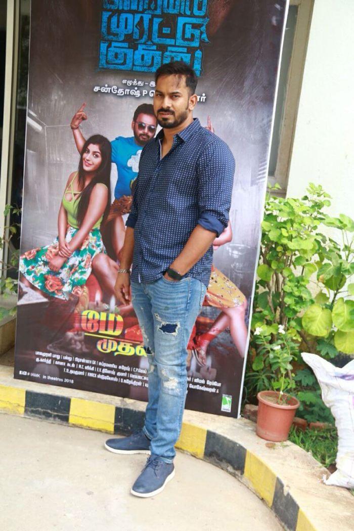 Santhosh P Jayakumar (Director) Biography