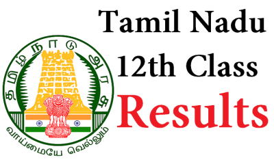 TN HSC +2 Result 2018