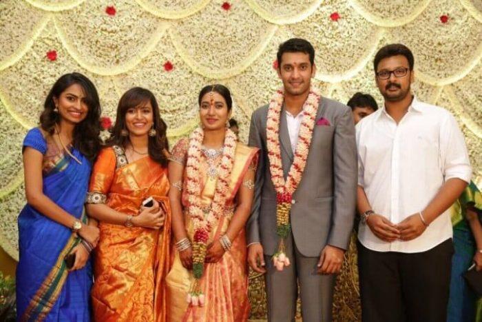 Tamilarasu Keerthana (Arulnithi Wife) Wiki