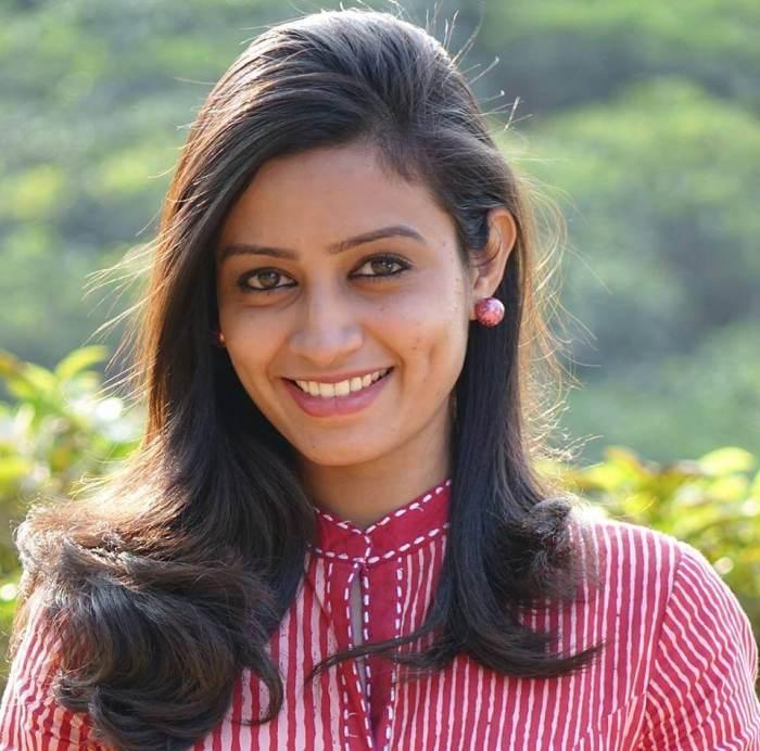 VJ Sangeetha wiki