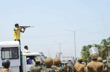 Thoothukudi Sterlite Protest: Police Shot Once Again and 1 Dead