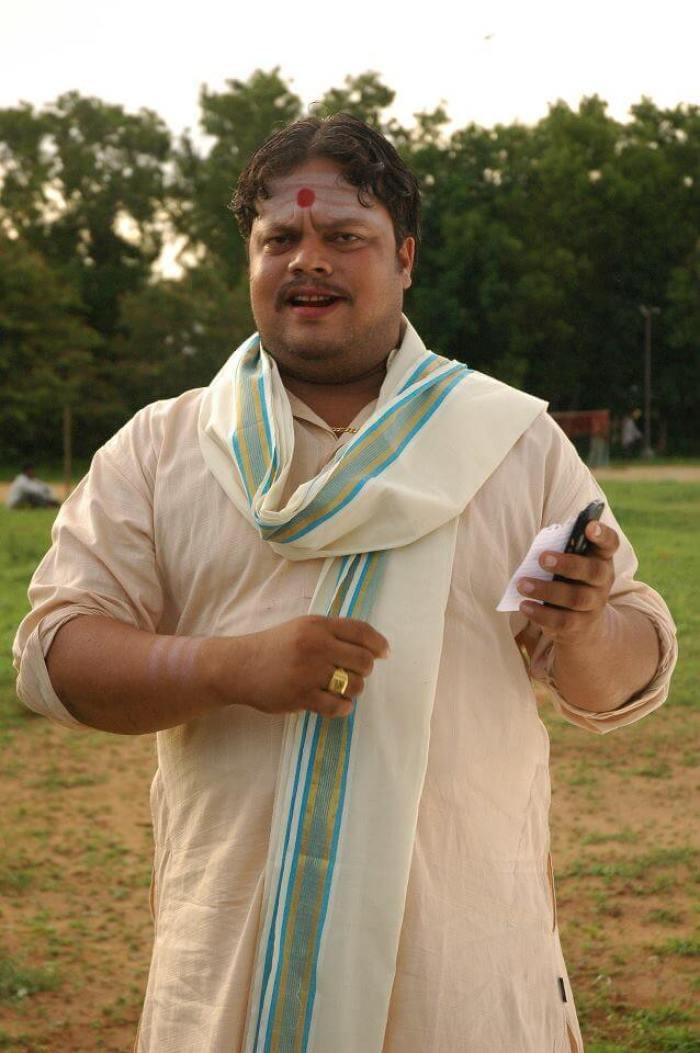 Anoop Chandran Wiki