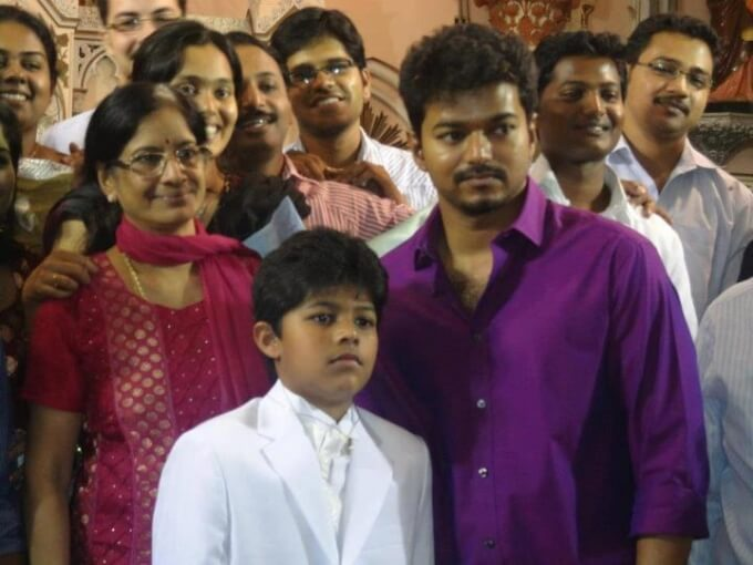 Jason Sanjay Wiki | Actor Vijay Son Jason Sanjay Images